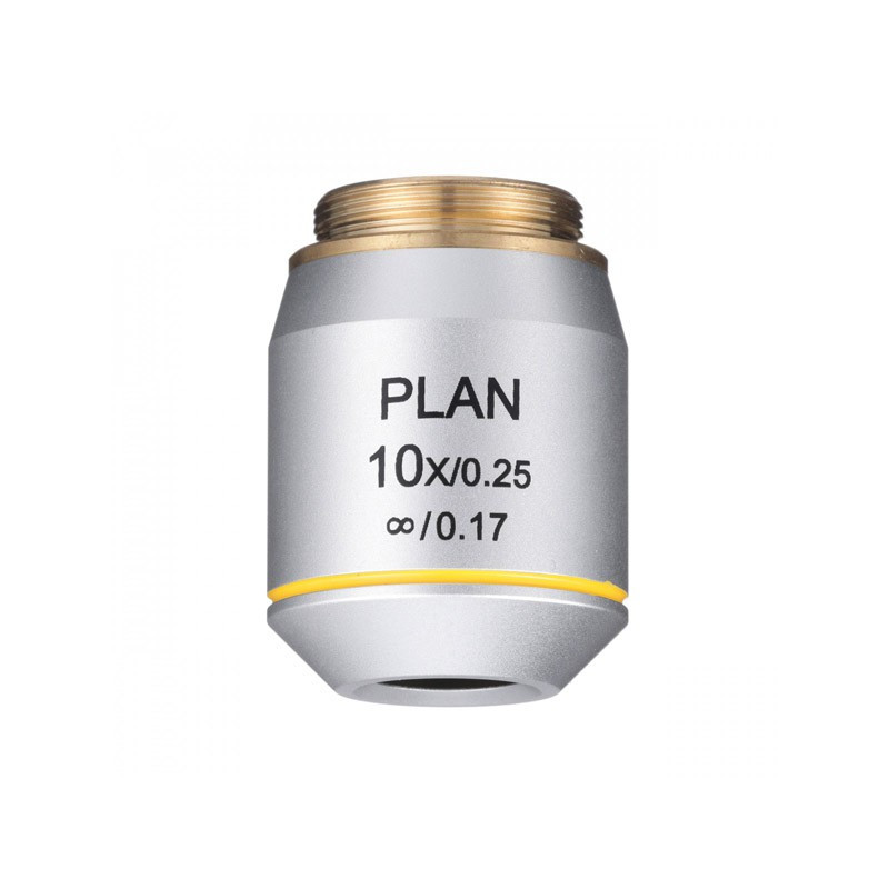 ACCU-SCOPE 400-3174-PH 10x Infinity Plan Phase Objectives for EXC-400 Series