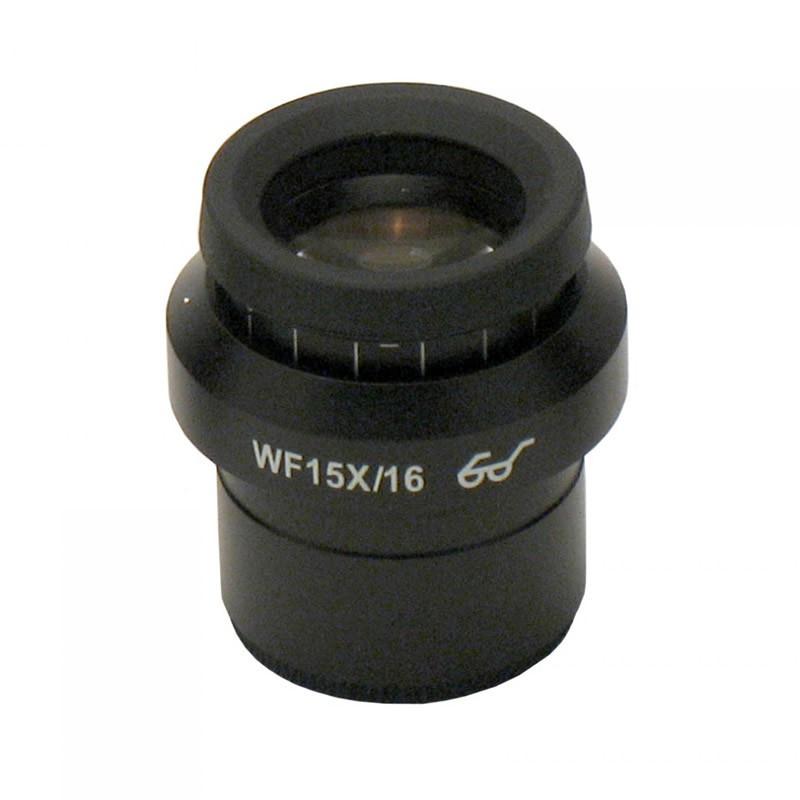 ACCU-SCOPE 75-3312 WF15x/16mm Focusing Eyepiece, Single