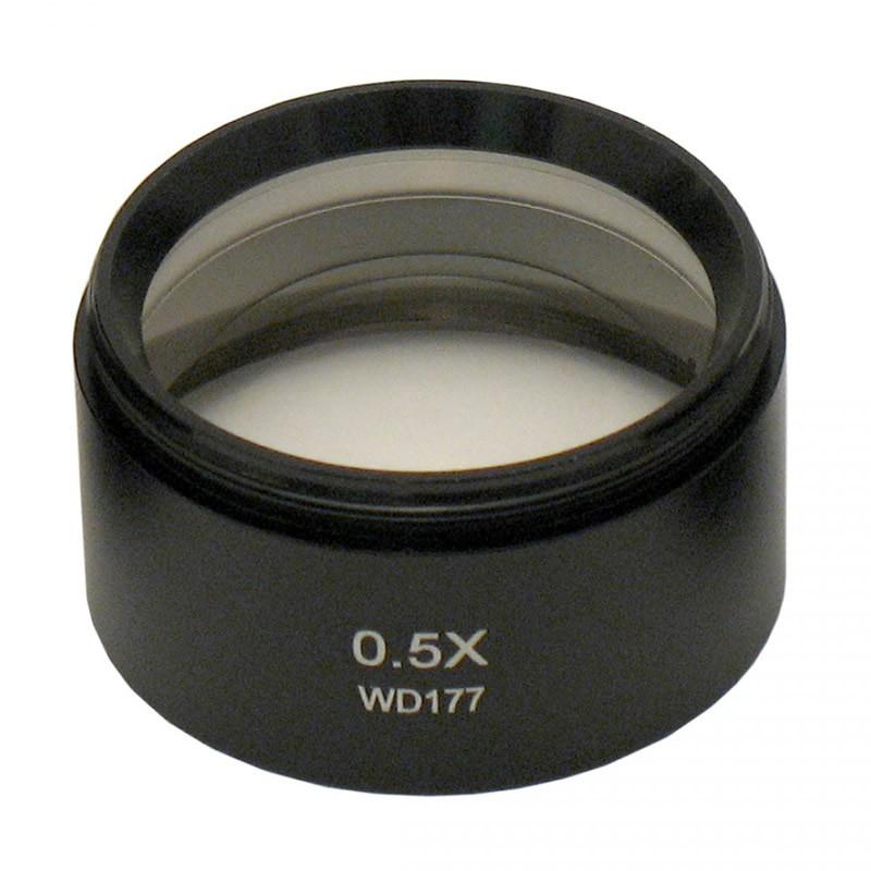 ACCU-SCOPE 75-3336 0.5x Auxiliary Objective