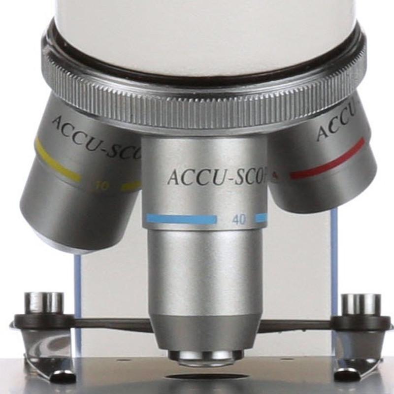ACCU-SCOPE 88-3200 100xR Oil DIN Achromat Objective