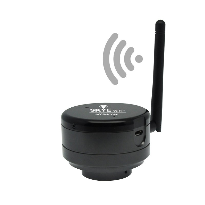 ACCU-SCOPE SKYE WiFi 5MP Color CMOS Digital Camera