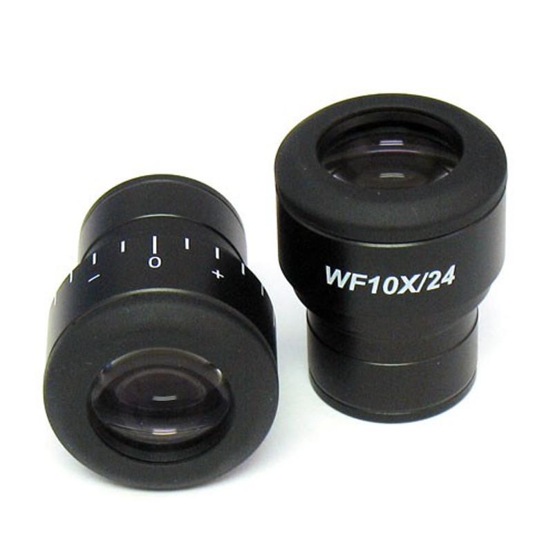UNITRON 111-10-10 WF10x/24mm Focusing Eyepiece, Single
