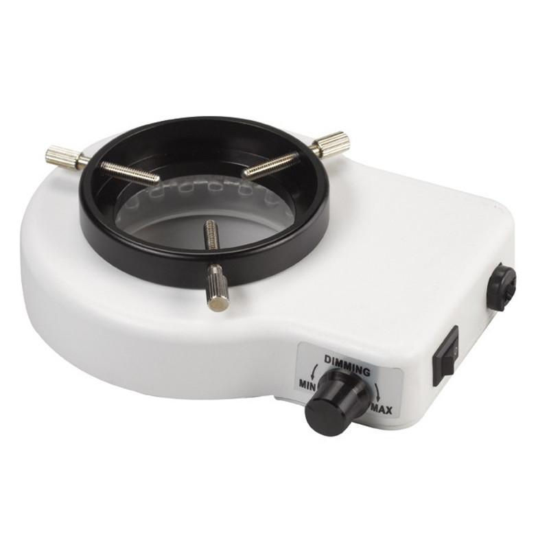 UNITRON 15856 LED Ring Illuminator with Variable Intensity Control Knob