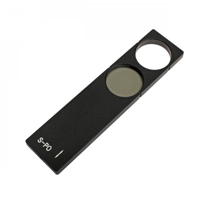UNITRON 142-20-09 Simple (Non-Rotating) Polarizer