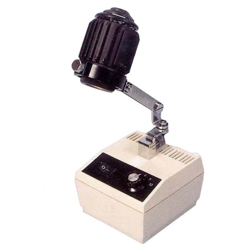 UNITRON 12v 15w Variable Halogen Illuminator for Diascopic or Plain Focusing Stand