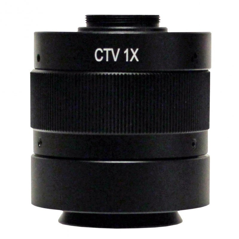 UNITRON 112-25-01 1.0x C-Mount Adapter for Z12 Series