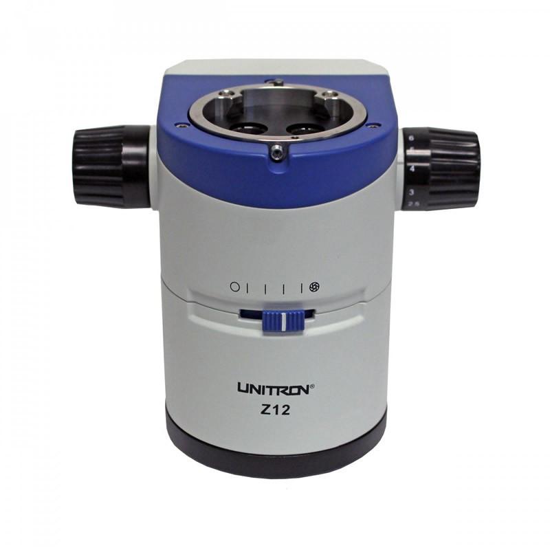 UNITRON 112-14-01 Optics Carrier and Focus Column for Z12 Series - 0.8x to 10.0x Zoom Range
