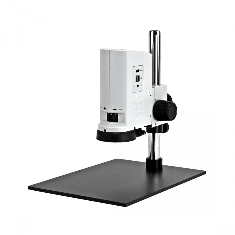 UNITRON 14710-PS ZoomHD Digital Macro Inspection System on Pole Stand