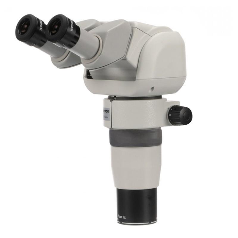UNITRON 11140-TB1 Z10 Ergo Binocular Zoom Stereo Microscope with Extended Eyetubes, 8x - 80x Magnification