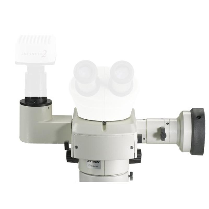 UNITRON 111-18-02 Fluorescence Attachment with 4 Position Filter Slider