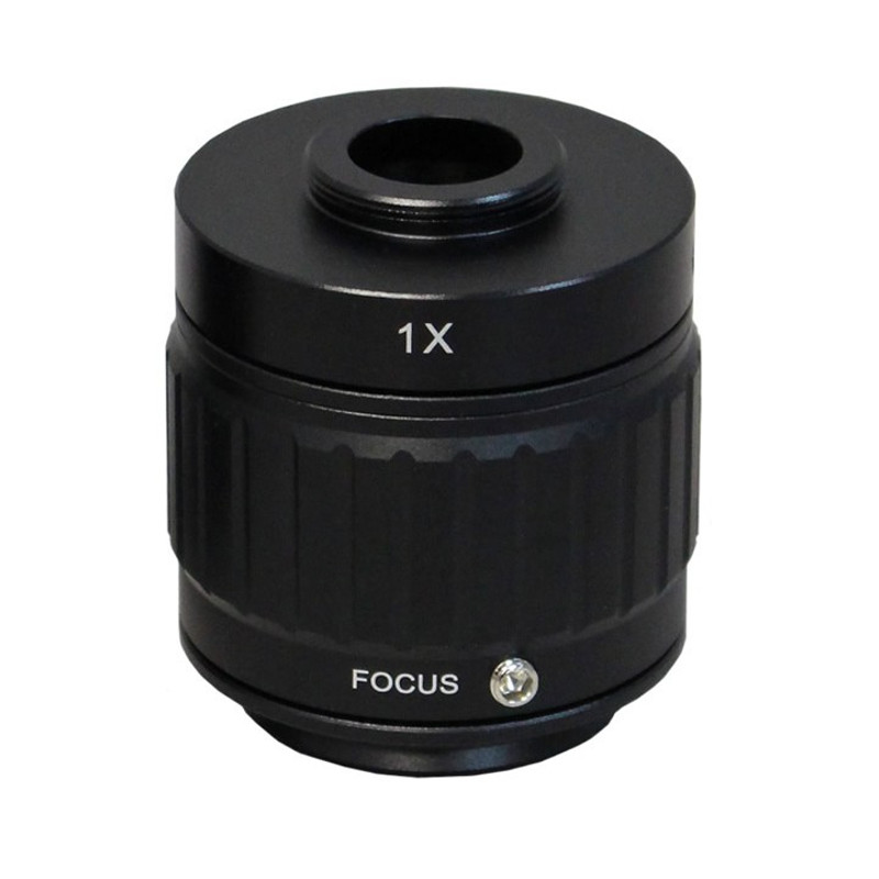 UNITRON 00-2010-01 1.0x Focusable C-Mount Adapter