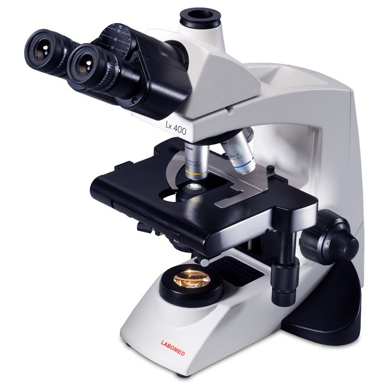 Labomed 9126012 Lx400 Trinocular Cordless LED Microscope