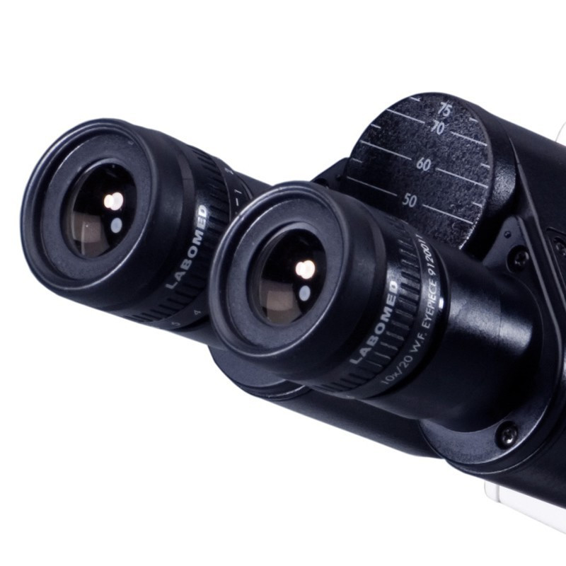 Labomed 4140010 WF10x/20mm Focusable Eyepiece, Single