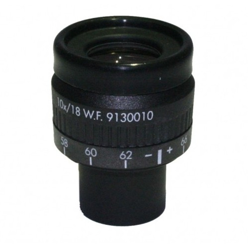 Labomed 9130013 WF10x/18mm Focusing Eyepiece with Micrometer, Single