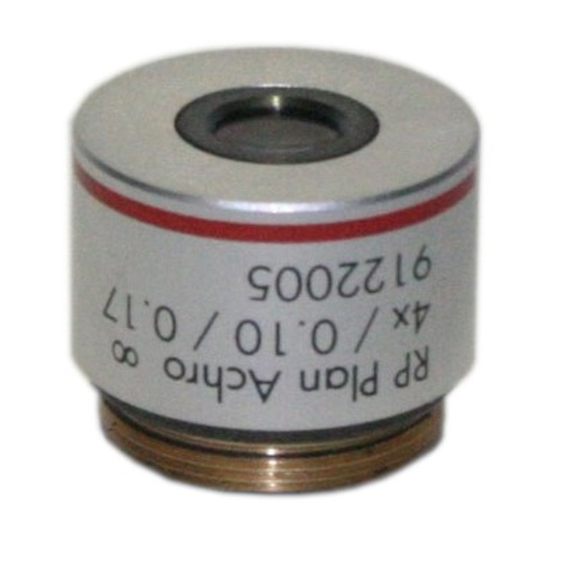 Labomed 9122005 4x Infinity Plan Achromatic Objective for Lx400