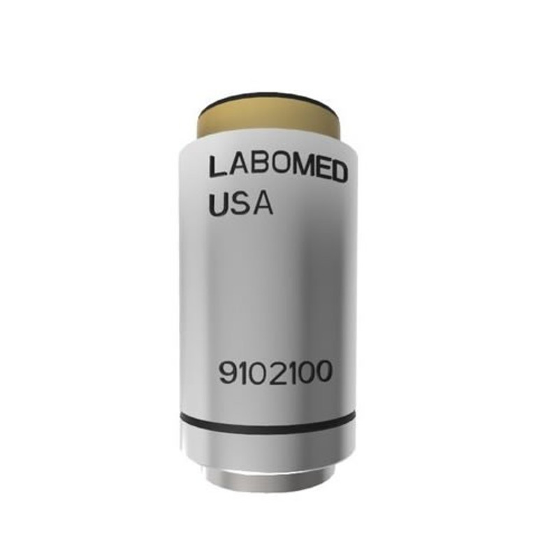 Labomed 9102100 100x Oil Plan Achromatic Objective