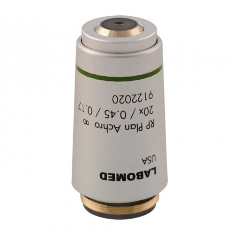 Labomed 9122020 20x Infinity Plan Achromatic Objective for Lx400