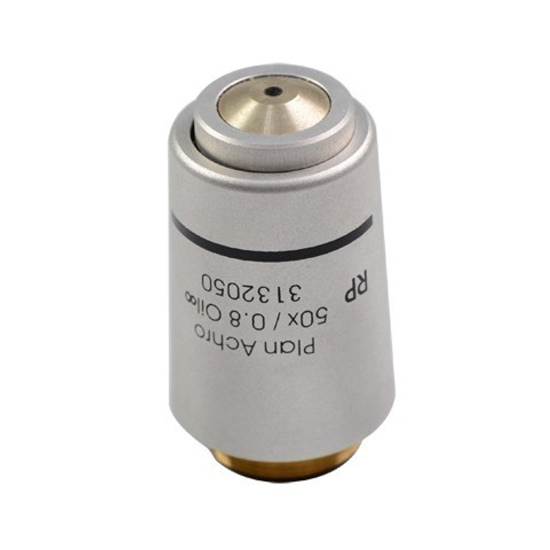 Labomed 9122050 50x Oil Infinity Plan Achromatic Objective for Lx400 & Lx500