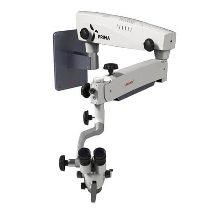 Labomed Prima ENT Surgical Microscope - Wall Mounted