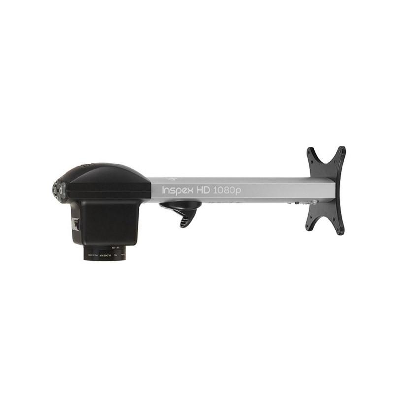 Ash Vision Inspex HD 1080p Digital Microscope, Vesa Mount - Standard Arm