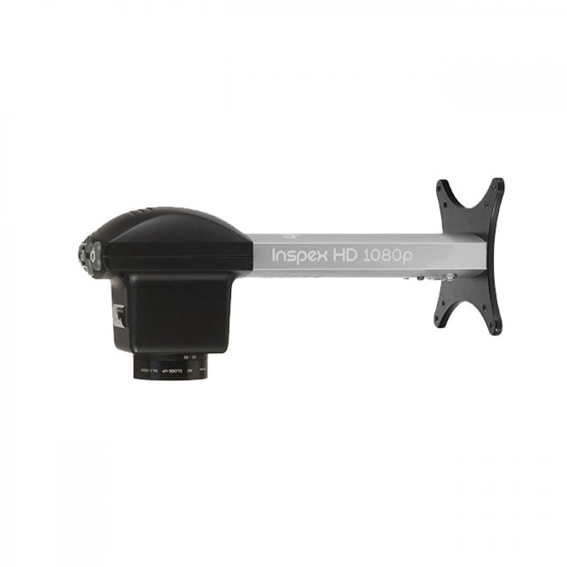 Ash Vision Inspex HD 1080p Digital Microscope, Vesa Mount - Short Arm