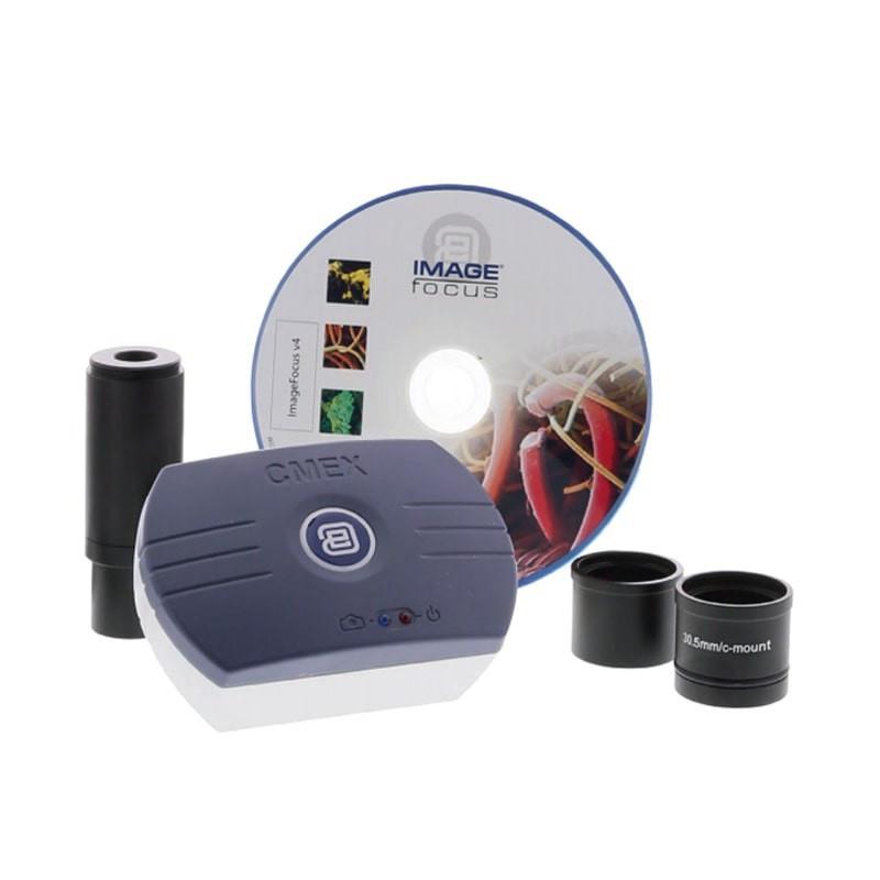 Euromex CMEX-1 1.3 Megapixels Camera, CMOS Sensor