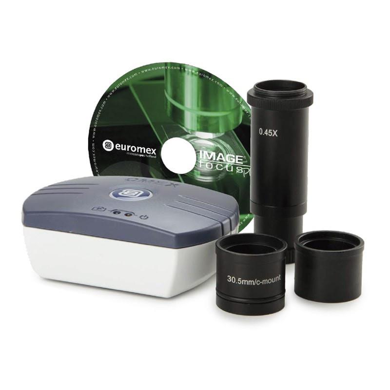 Euromex CMEX-5f 5.0 Megapixel Camera, fast CMOS Sensor