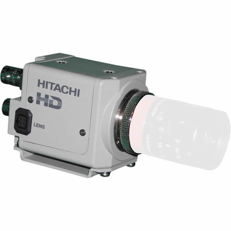 Hitachi KP-HD20A Compact HDTV Color Camera, 2.1 Megapixels