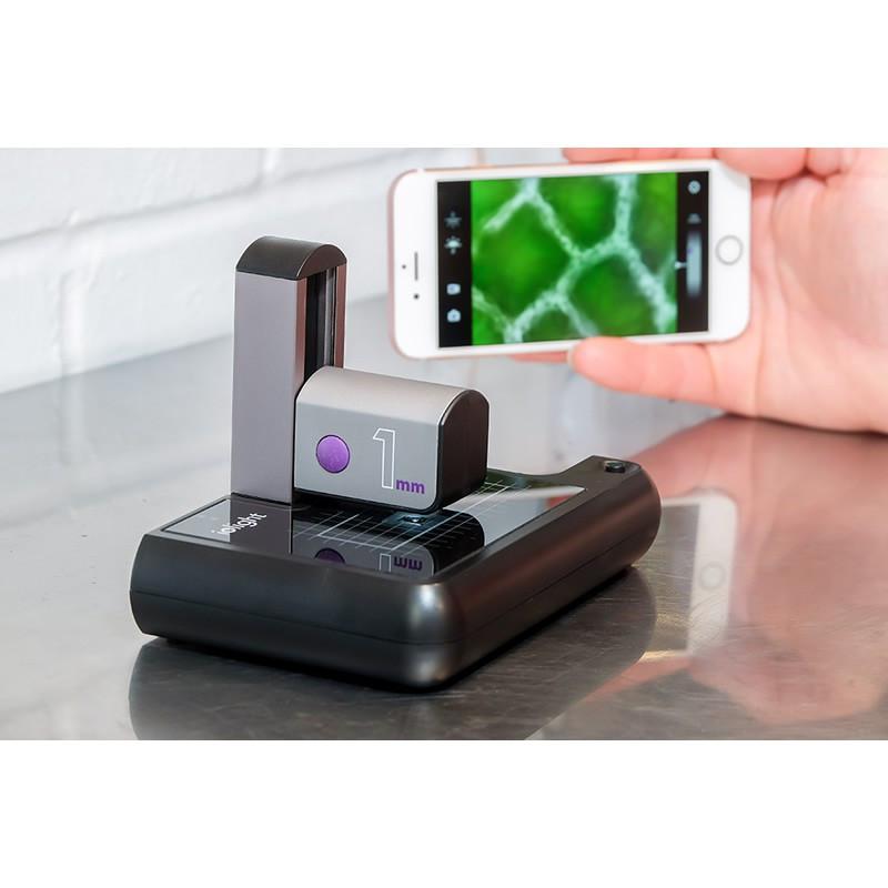 ioLight Digital Portable Microscope, 5.0 Megapixels