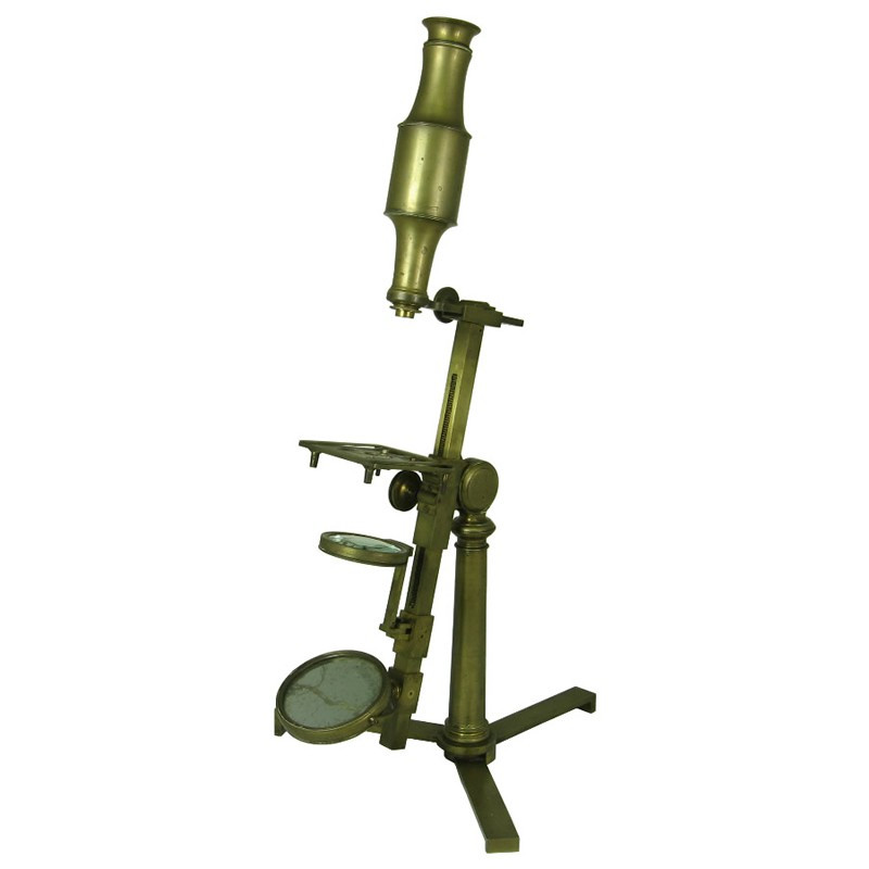Jones Most Improved Microscope - Antique