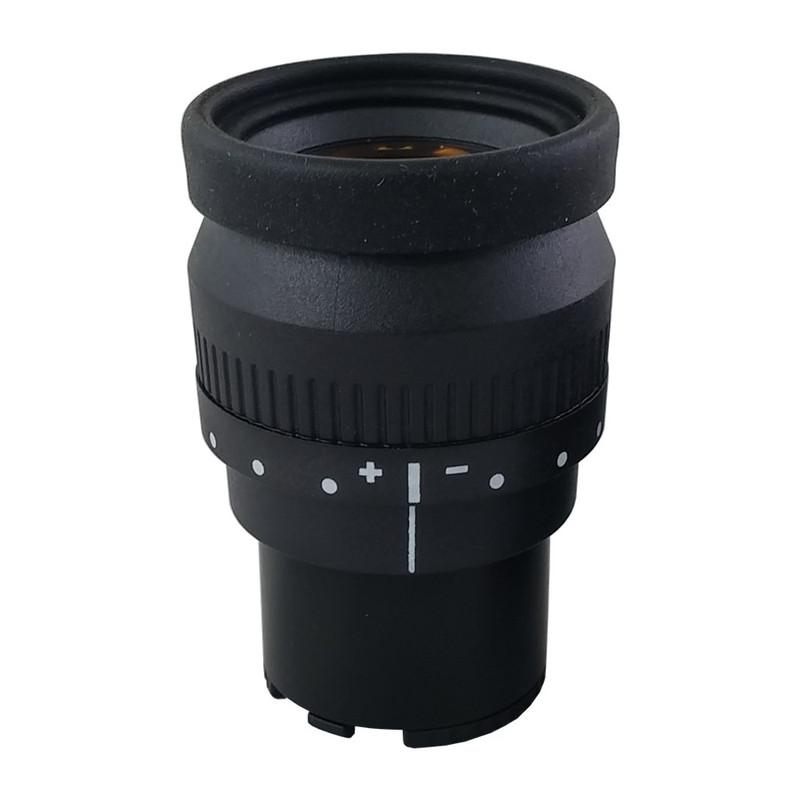 Leica 10x/20 Adjustable High Eyepoint Eyepiece (Each) - Suitable for Eyeglass Users