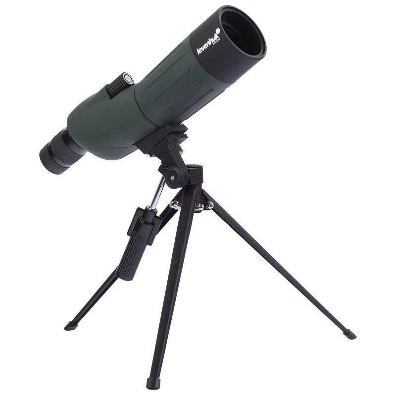 Levenhuk 67742 Blaze 50 PLUS Spotting Scope, 12-36x Magnification