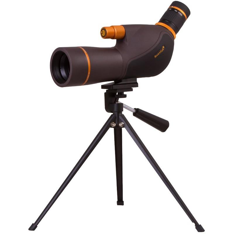 Levenhuk 72103 Blaze PRO 50 Spotting Scope, 15-45x Magnification