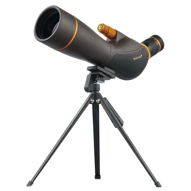 Levenhuk 72105 Blaze PRO 70 Spotting Scope, 20-60x Magnification