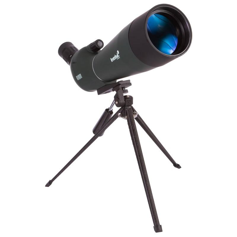 Levenhuk 73900 Blaze BASE 80 Spotting Scope, 20-60x Magnification