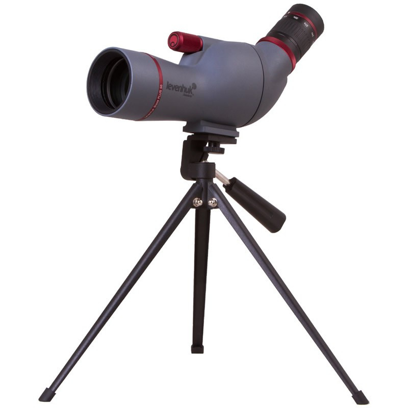 Levenhuk 72099 Levenhuk Blaze PLUS 50 Spotting Scope, 13-40x Magnification