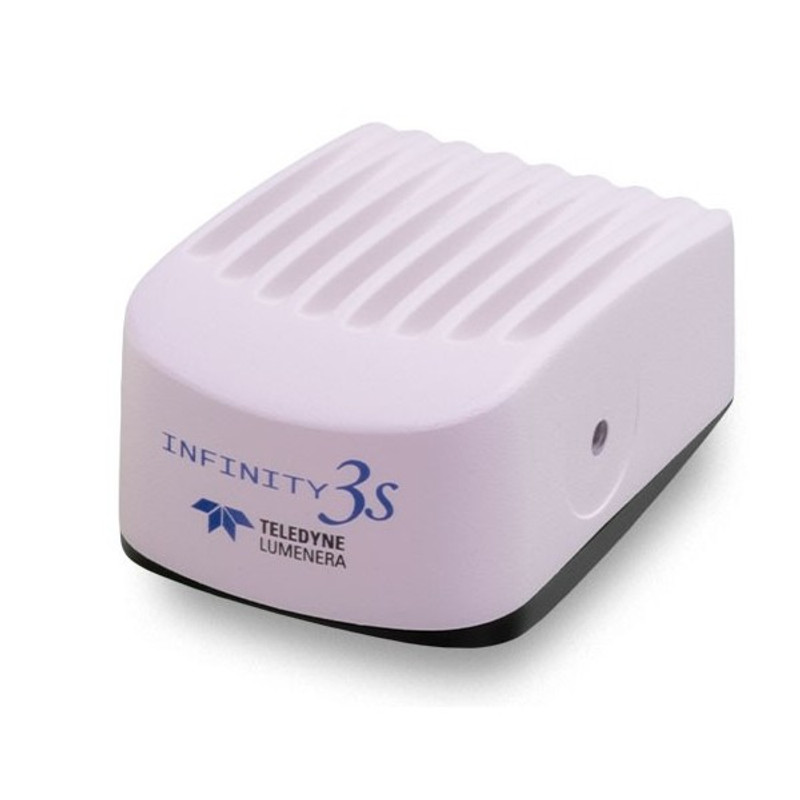 Lumenera INFINITY3S-1URC Ultra-Sensitive Color CCD Camera - 1.4 Mega Pixel - PC & MAC Compatible