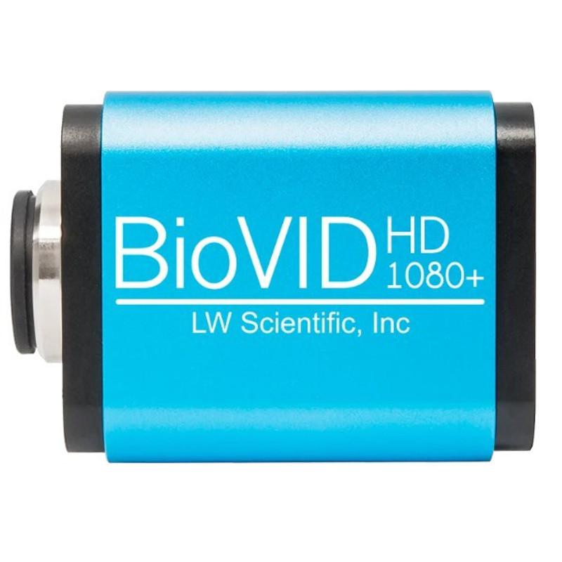 LW Scientific BioVID HD 1080+ Microscope Camera