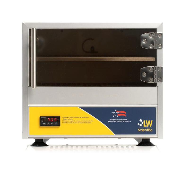 LW Scientific USA Incubator - 10 Liter (.35 Cu Ft)