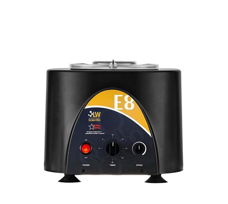 LW Scientific USA E8 Portable Centrifuge - Variable Speed