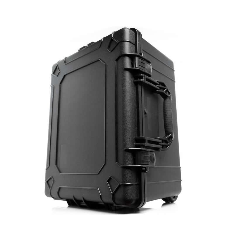 LW Scientific MSP-CSE7-BLCK Universal Microscope Case, Black