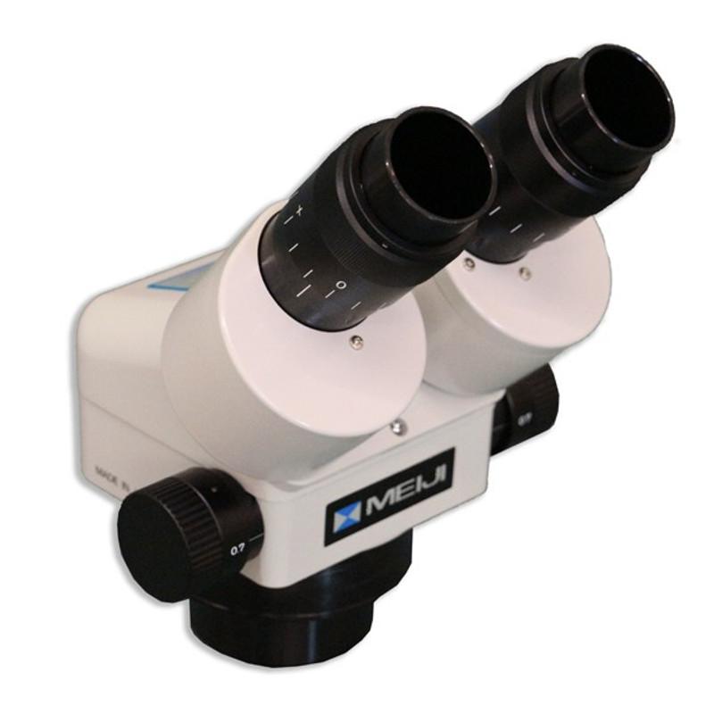 Meiji EMZ-10 Binocular Zoom Stereo Head, 0.7x - 4.5x Zoom Range