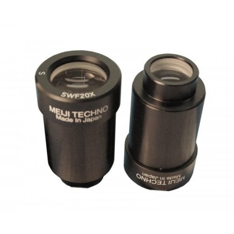 Meiji MA504 20x Super Widefield Eyepiece (Pair) - For EM Series