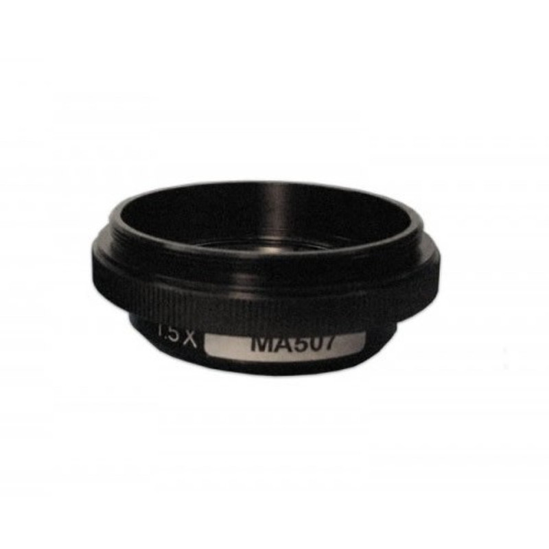 Meiji MA507 1.5x Auxiliary Lens - For EMZ Series