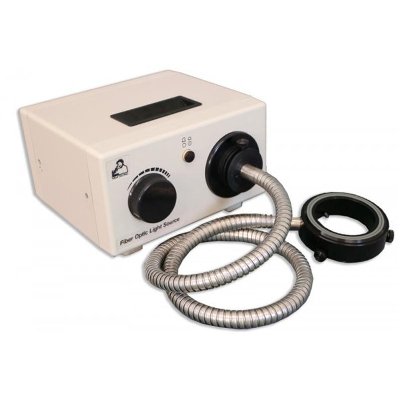 Meiji FT192 Annular Fiber Optic Illuminator, 120V