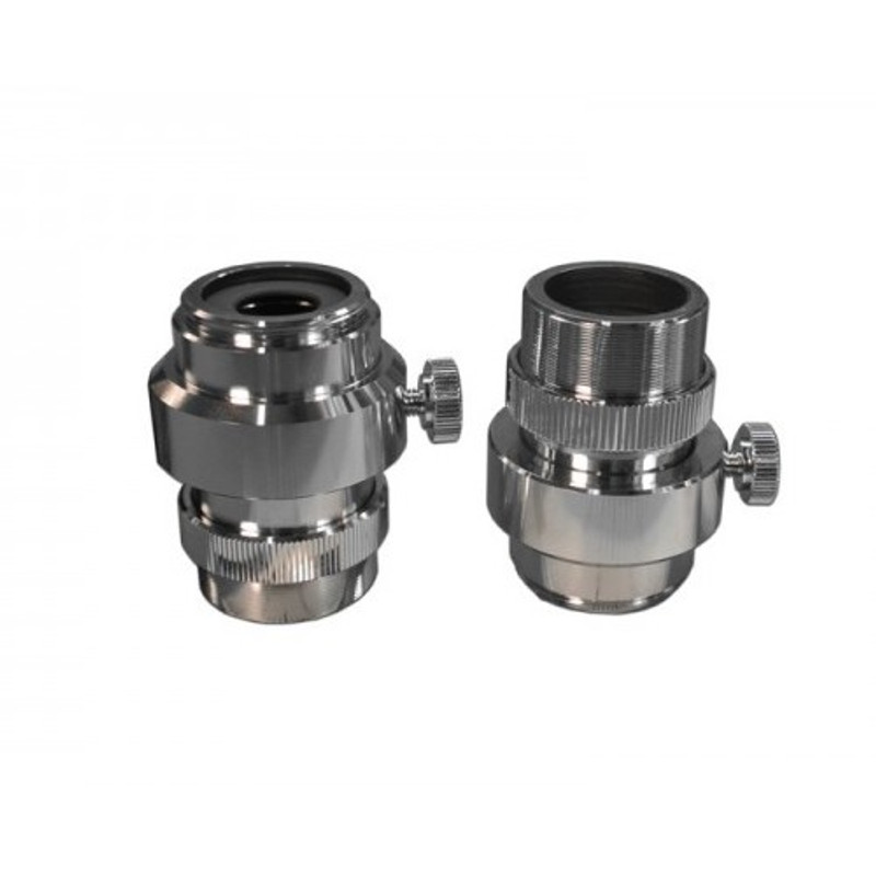 """Meiji MA151/10 """"C"""" Mount Adapter without Lens for all Compound Trinocular Microscopes"""