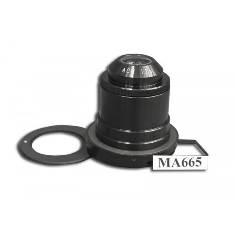 Meiji MA665 Polarizing Condenser for ML9000 Series