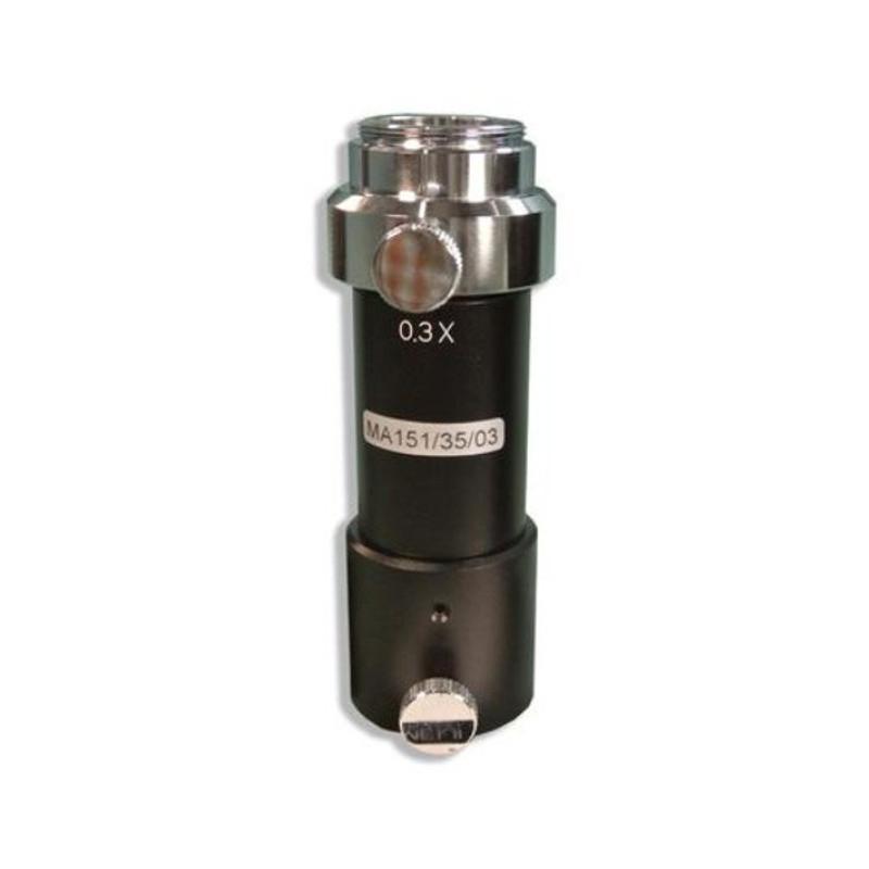 "Meiji MA151/EM50 ""C"" Mount Adapter with 0.5x Lens"
