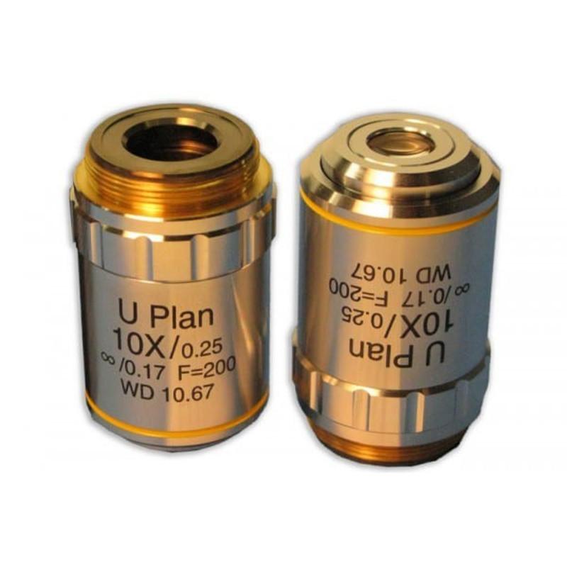 Meiji MA832 10x Plan Semi Apochromat Objective for MT4000D, MT5000, MT5000D, MT6000, MT6500 Series