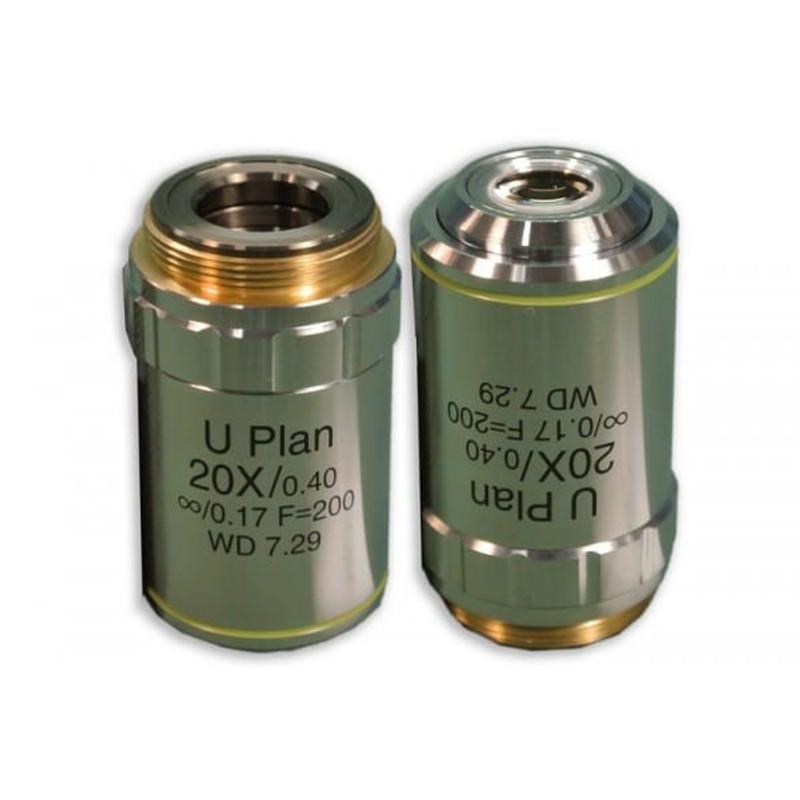 Meiji MA833 20x Plan Semi Apochromat Objective for MT4000D, MT5000, MT5000D, MT6000, MT6500 Series